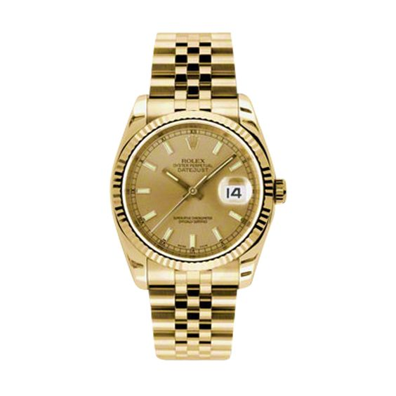 rolex fluted bezel history of christmas