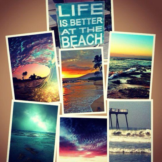 The sun, the sand, the sound if the waves crashingahhhh - interieur trends im sommer inspiration bilder