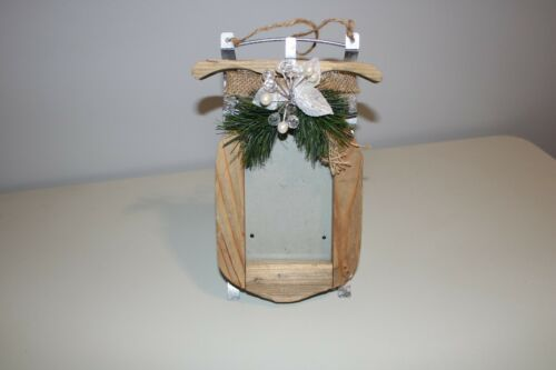 Wooden Sleigh Picture Frame 11 X 7 Frames Ebay Link