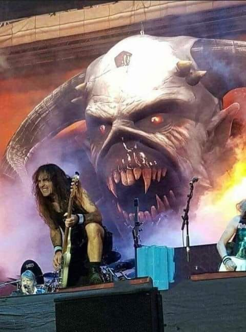 Pin By Paul Chavez On Iron Maiden Iron Maiden Mascot Iron Maiden Eddie Iron Maiden Albums