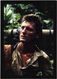 Benedict Allen in the jungle