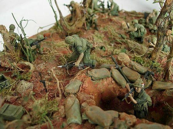 Dioramas Militares (la guerra a escala). - Página 40 - ForoCoches