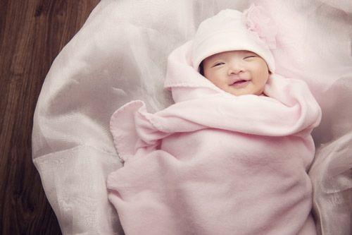 Sơ sinh là giai đoạn quan trọng của bé