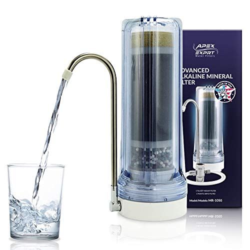 Apex Countertop Drinking Water Filter Alkaline Clear Https