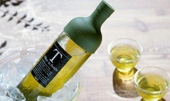 HARIO(ハリオ)フィルターインボトル 緑茶