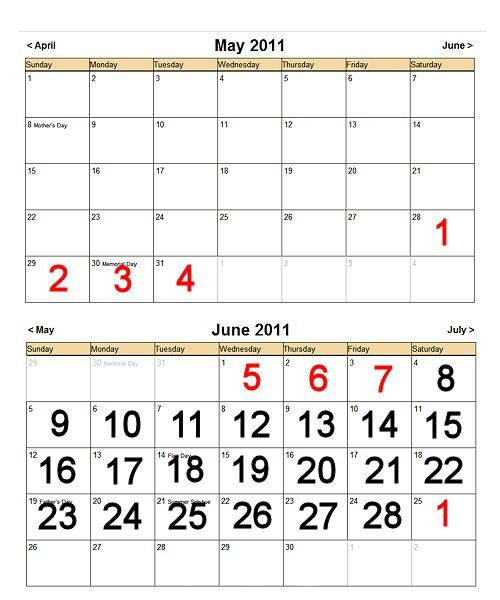 Using Our Ovulation Calendar  Calendar    Ovulation