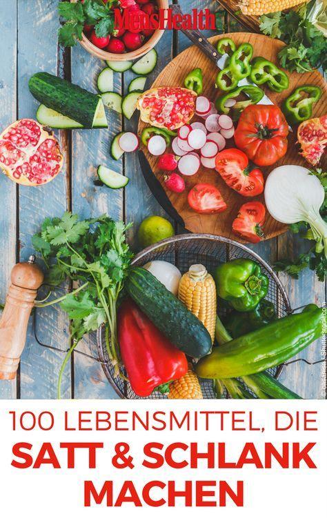 Lebensmittel, die Sie schlank machen können