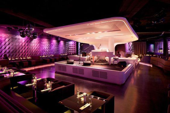 Albertina Passage Club By Söhne Partner Architekten Vienna - Bar design tribe hyperclub by paolo viera