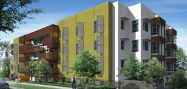 Affordable Apartments Unveiled In San Diego Arts District Affordable Housin