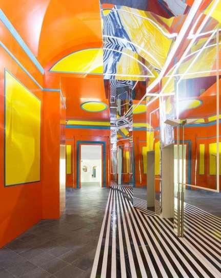 44 best Ideas for cool art installations colour #art