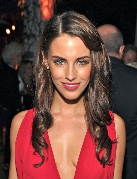 Jessica Lowndes brown hair