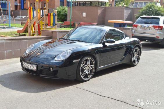 Porsche Cayman S, 2008