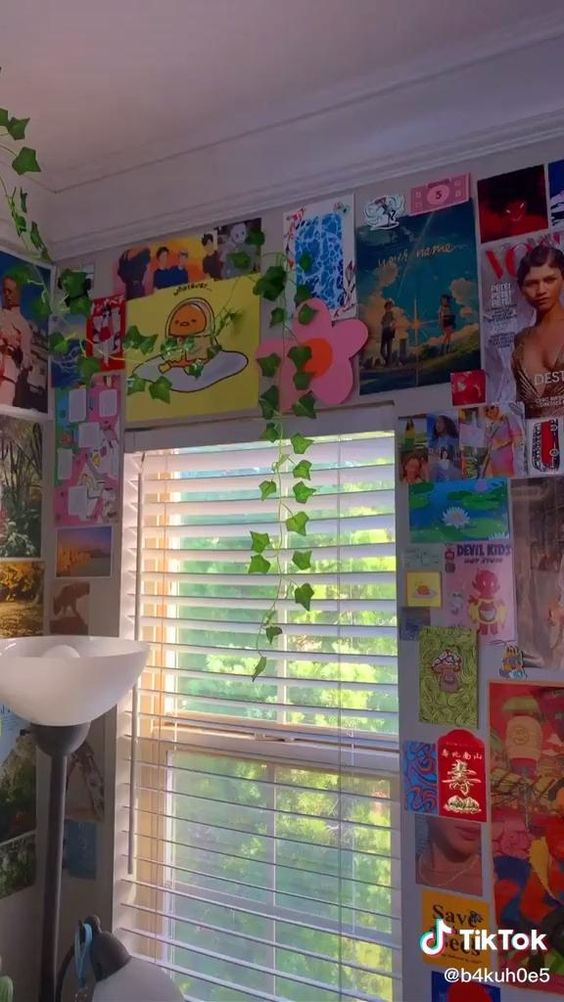 Some Weeb Room Inspo In 2021 Room Makeover Bedroom Indie Room Decor Neon Room