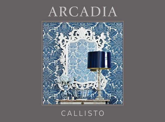 Arcadia | Visually Sophisticated and Subtly Colored