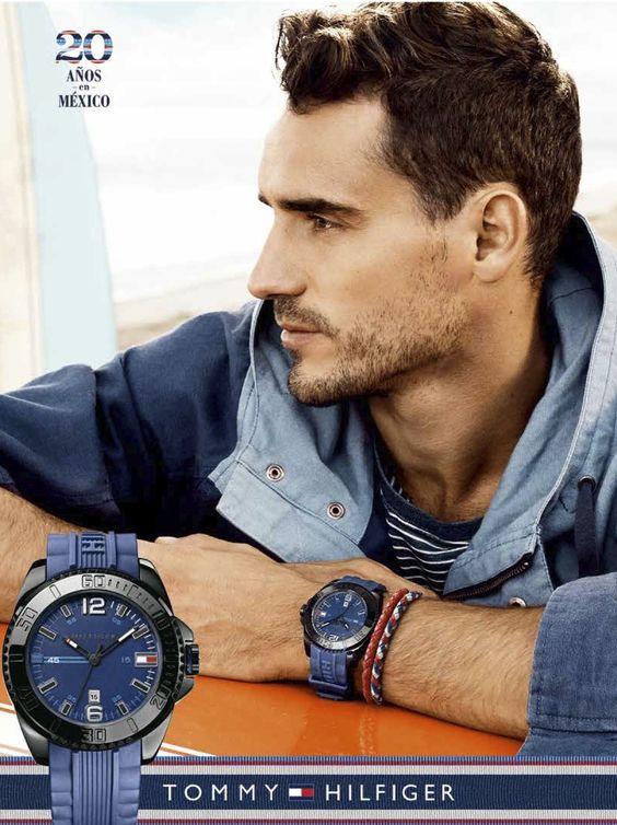 ¡Reloj Tommy Hilfiger para un look casual! #Reloj #Moda #Hombre #Nautica #El #Cool #Sears