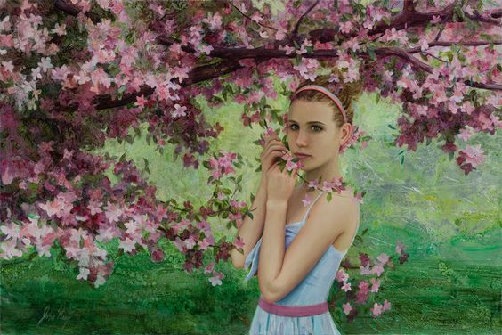 John Haag Fine Art » » Gold Leaf Work