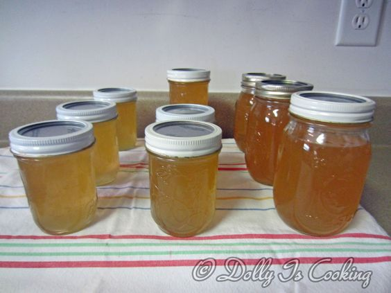 Apple Syrup:  When life give you apples, make syrup...my new motto...laughing as I say this...