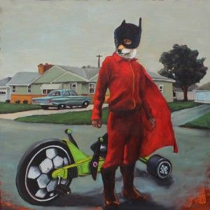 """Richard Ahnert  """"Captain Awesome"""" 