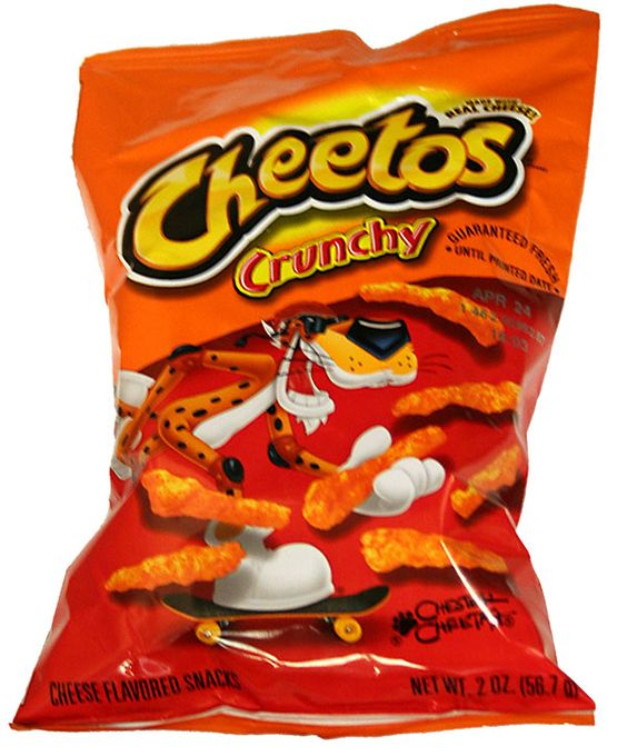 Debate Cheetos Are Bad For You