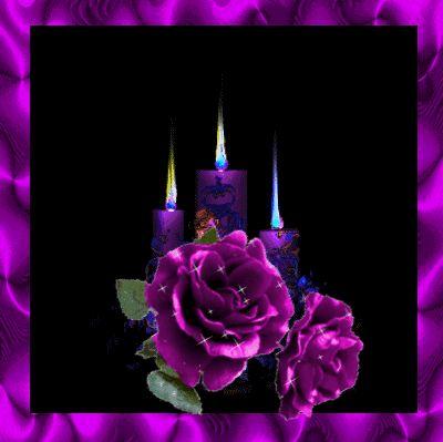Výsledok vyhľadávania obrázkov pre dopyt gif png szép purpur gyertyák