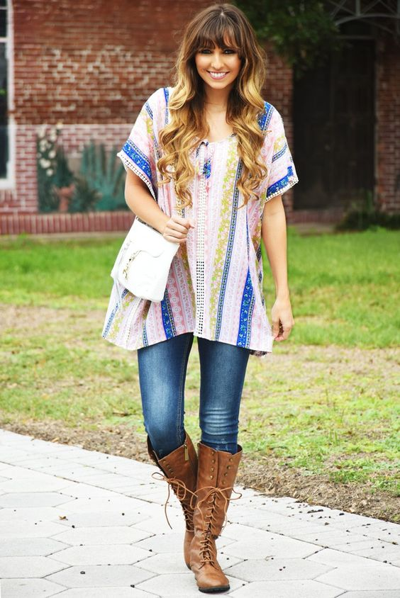 Kissed By The Sun Top: Multi - What's New - Hope's Boutique