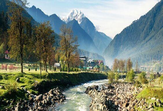 Tours in Kashmir