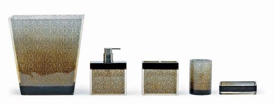 Accessoires de salle de bain Mirage