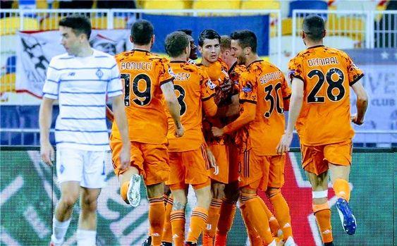 ملخص مباراة يوفنتوس ودينامو كييف في دوري أبطال أوروبا Match Of The Day Football Sports Jersey