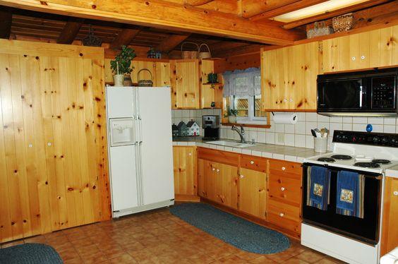 Memories of my last kitchen.  ♥:  Microwave Oven, Memories, Kitchen, Stood Here