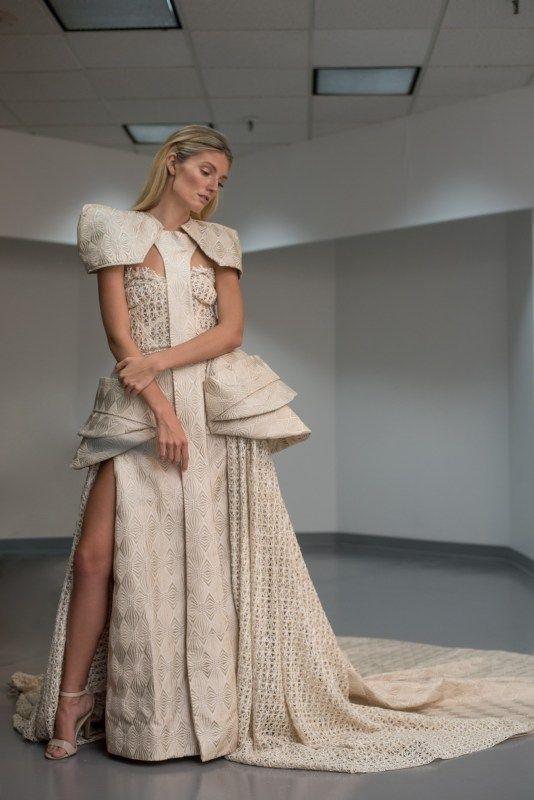 Miami Fashion Designers Sharon Osp Couture And Rtw Fashion Miami Fashion Most Expensive Dress