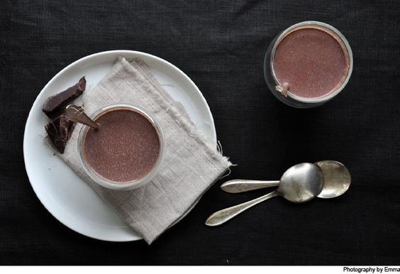Earl Grey Hot Chocolate: