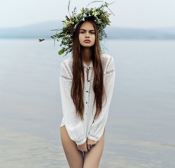 Photo She came out of the water by Kristina Kazarina on 500px