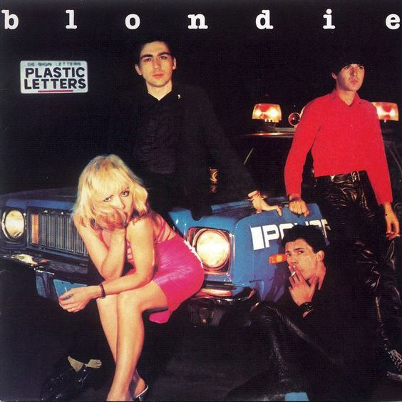 Blondie - Plastic Letters (Bonus Tracks) (CD)