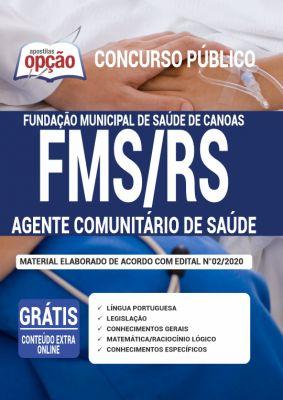 Apostila Pdf Concurso Fms Canoas Rs 2020 Concurso Apostila Pdf