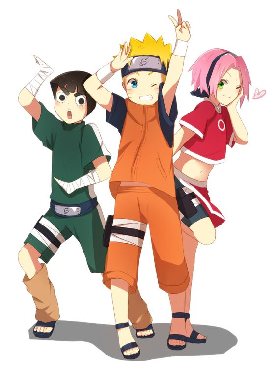 fancy naruto summer outfit 8