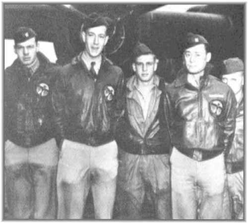 "Take Off Order  16  Tail # 40- 2268  ""Bat Out of Hell""-- Target: Kobe -- Pilot Lt. W.G.Farrow, Co-Pilot Lt. R.L.Hite, Navigator Lt. G.Barr, Bombardier Cpl. J.D.Shazer, Engineer Gunner Sgt. H.A. Spatz --- Crash landing, China coast, Japanese POWs"