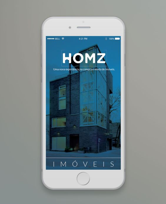 Image shows mokeup design for I Phone. #mockupdesign #techzo #screendesign