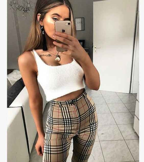 Dizzy High Waisted Pants