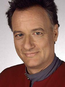 Q ( John De Lancie ) Star Trek