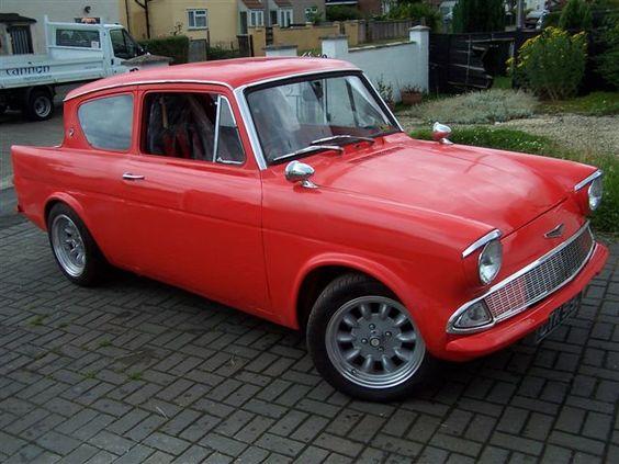 Anglia Cosworth Thread Cosworth Anglia 105e Sold British