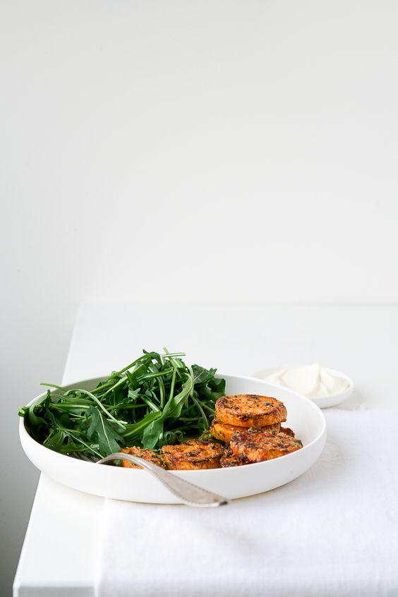 ... Pinterest | Sweet Potato Cakes, Potato Cakes and Parmesan Crusted