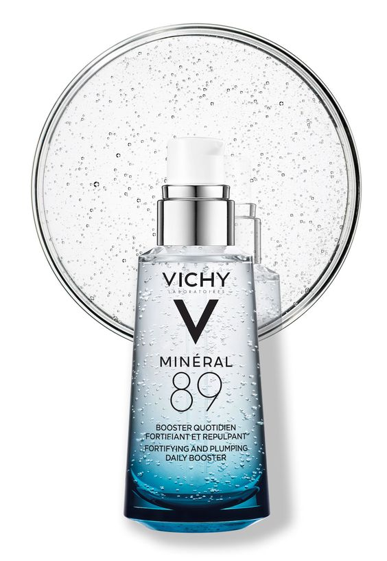 Vichy Mineral 89 - #BeautyWithoutBoundaries