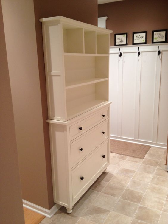 Kreg jig shoe closet and m photos on pinterest for Build kitchen cabinets with kreg
