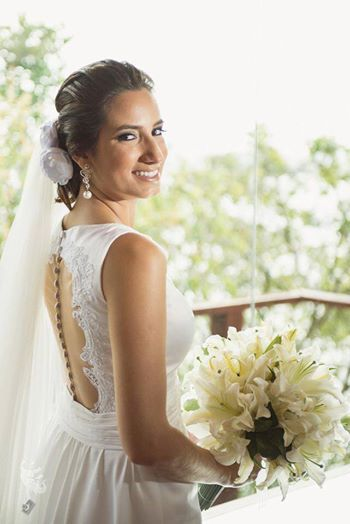 Bouquet lírios , fotografia Aline Spezia
