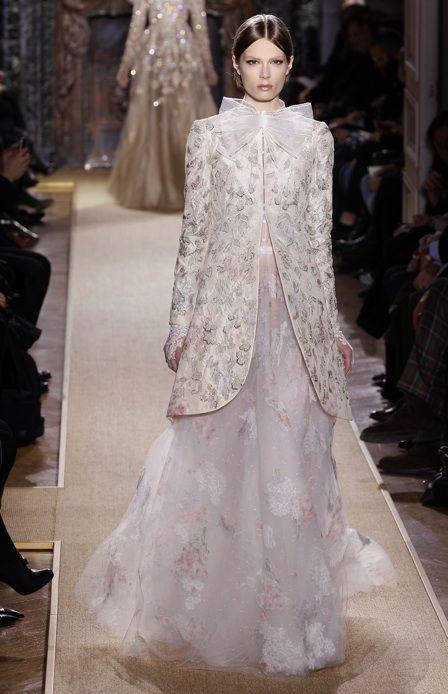 Valentino's Dreamworld Haute Couture Show 2012