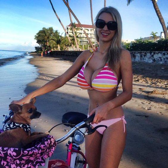 Good research babe beach beach bikini you
