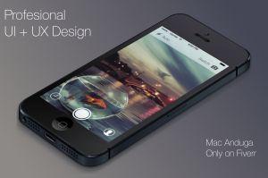 Diseño UI para móviles