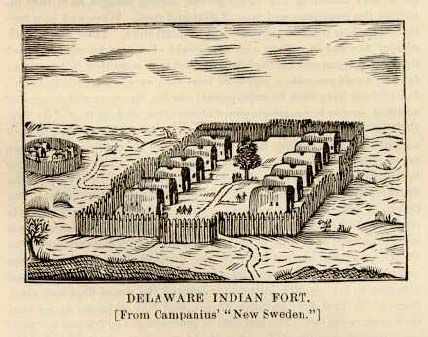 a study of the treaty with the delawares Unami delaware nations was made explicit at the treaty of easton (october 23, 1758), at which time the former territorial boundaries of each group were reaffirmed (map 1).