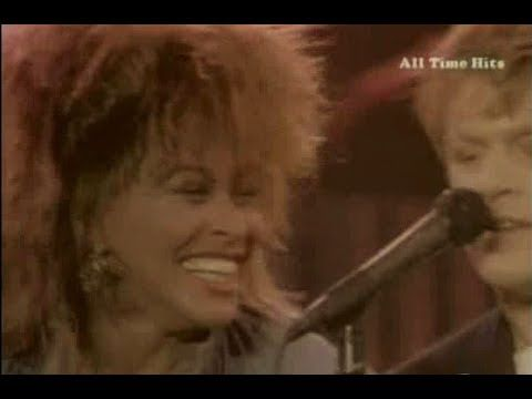 Bryan Adams Tina Turner It S Only Love Hd Live Version Youtube American Singers Music Genres Songwriting