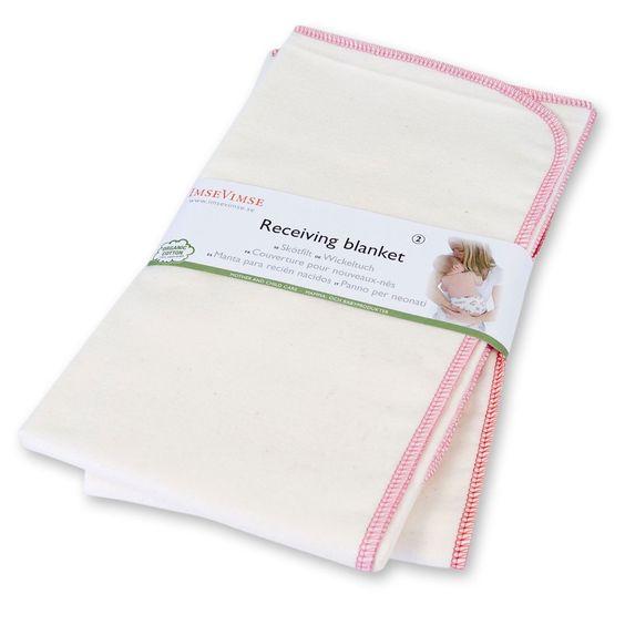 Imse vimse - Couverture de naissance rose Imse Vimse - Mode bébé, futures mamans, cadeaux de naissance